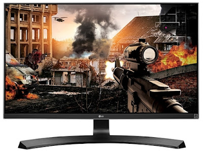 The LG 27UD58 – 4K Gaming Made Affordable @LGSouthAfrica #Monitors