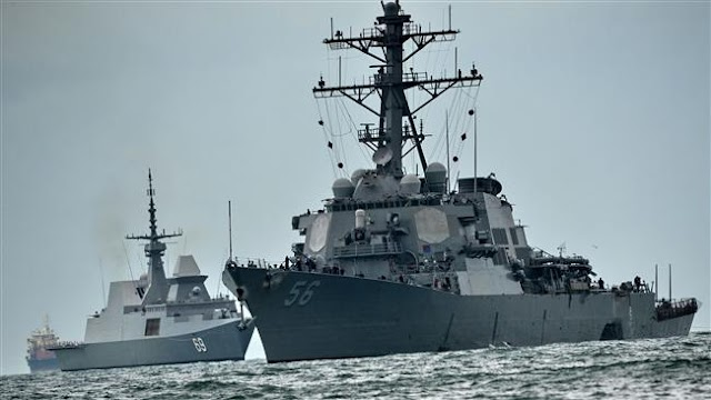US Navy ships overseas plagued with problems: Watchdog