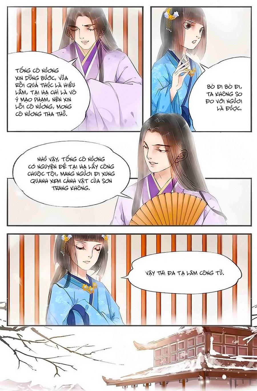 Nhà Ta Có Tiểu Thiếp – Chap 67