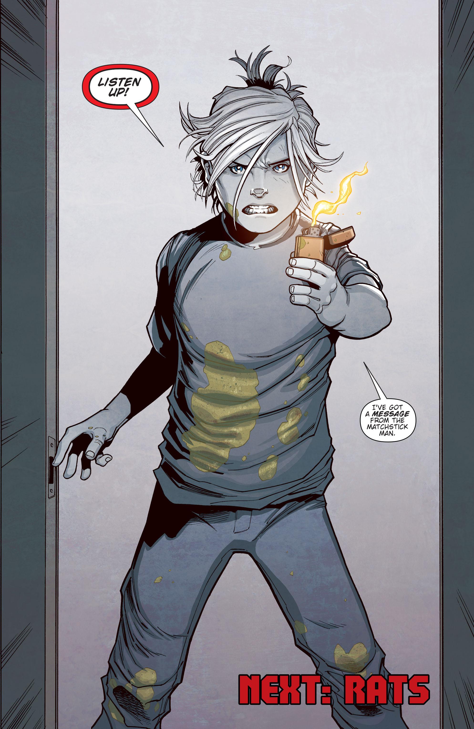 Read online Slash & Burn comic -  Issue #4 - 23