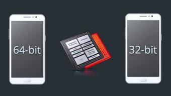 هل يجب عليك شراء هاتف 32 بت أو 64 بت ؟ وأيهما افضل وما الفرق بينهما ؟