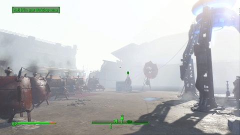 Fallout 4, Build, Signal Interceptor, DIY, Molecular Level Guide
