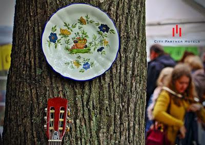 Karlsruhe Tipps, Herstellung kunstvoller Keramikobjekte wie Teller, Tassen, Vasen, Figuren