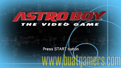 Download Astro Boy: The Video Game PPSSPP PSP ISO Android (High Compress)