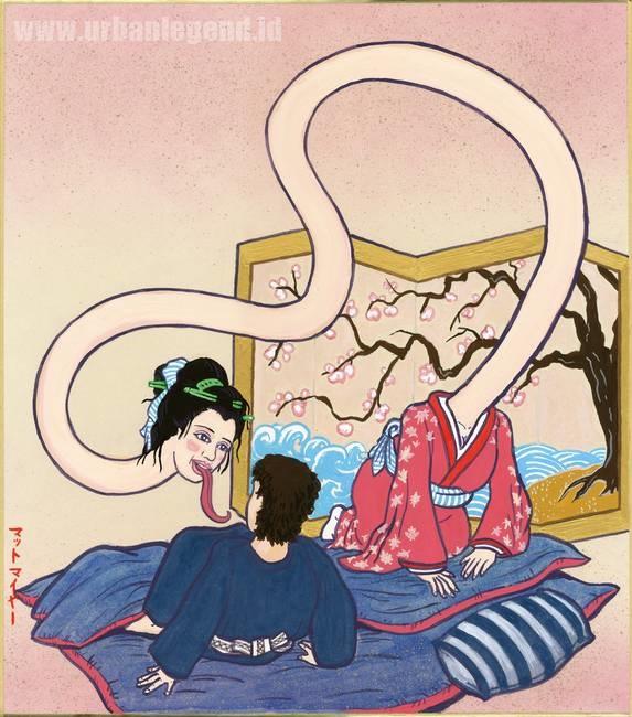 Urban Legend Rokurokubi