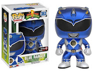 Funko Pop! Blue Rager Metallic