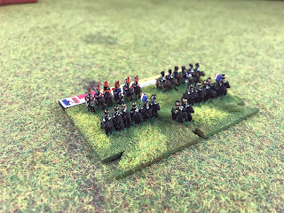 6mm French Cavalry Figures of 1815