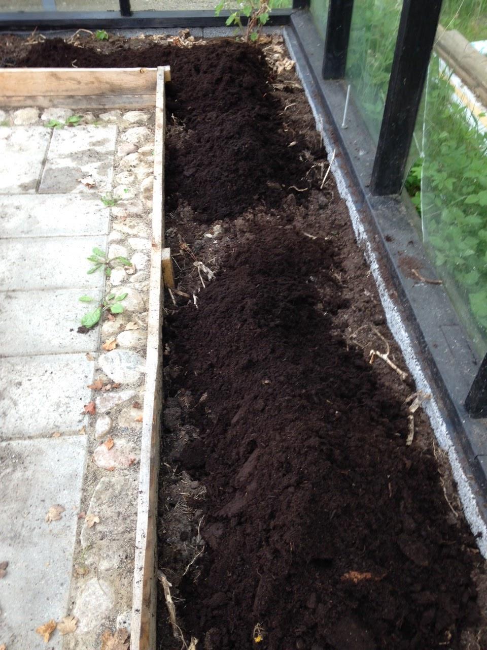 havejord i sække