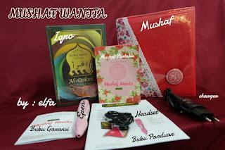 Mushaf Wanita (MW)