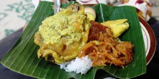 Kuliner Nasi Ayam Semarang legendaris