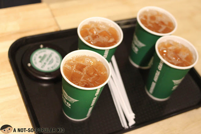 Houseblend Iced Tea - Wingstop
