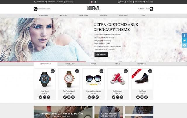 thiết kế website bán mắt kính