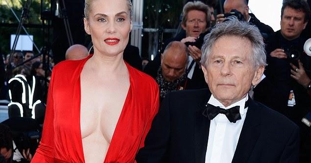 Roman Polanski's wife ...