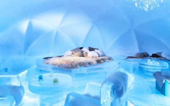 Rasakan Sensasi Unik Hotel Es di Hoshino Resorts Jepang
