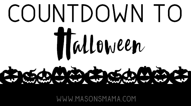 HallAroundTexas - Countdown to Halloween