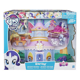 My Little Pony Rarity Ultimate Story Pack Rarity Friendship is Magic Collection Pony