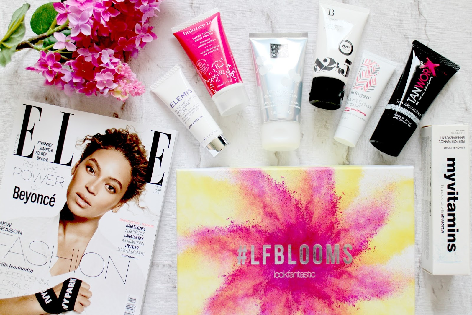 Best Beauty Box Subscription 2016