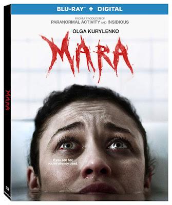 Mara 2018 Blu Ray