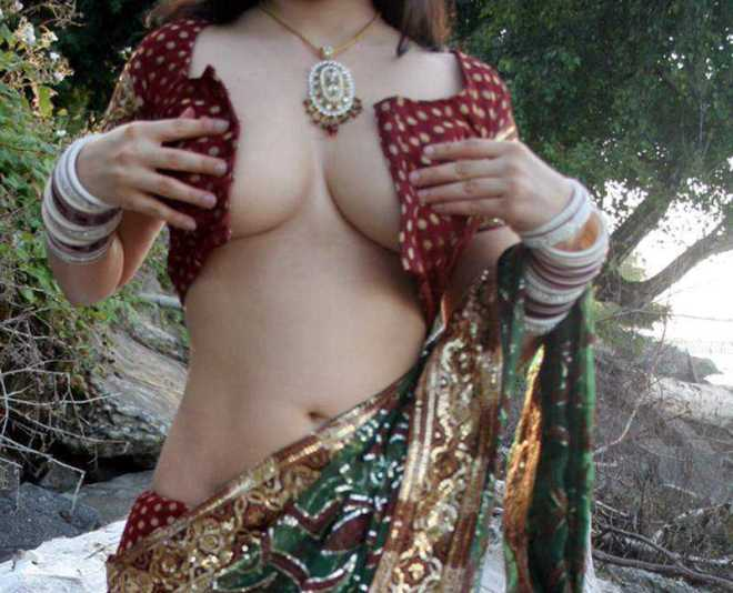 Newly wed desi couple 2