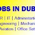 Various Job Openings in Dubai - Apply