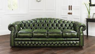 Английские диваны - классика на все времена