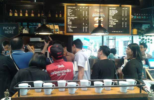 Kini, Djournal Coffee Buka di Paris Van Java Bandung
