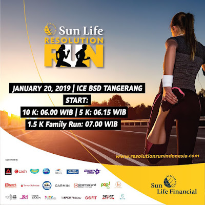 Sun Life Run Resolution