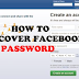 How Can I Recover My Facebook Password