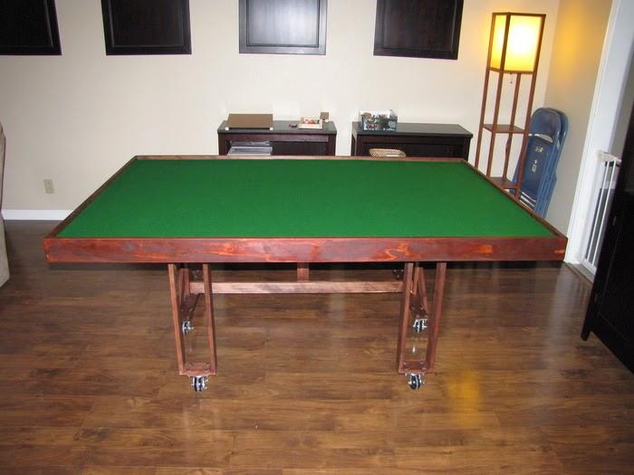 kickstarter interview folding gaming tables with jeffrey jones