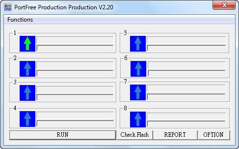 Icreate i5062 Formatter tool V2.20