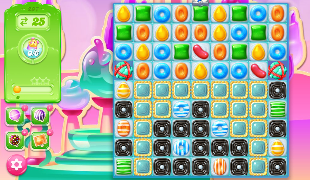 Candy Crush Jelly Saga 297