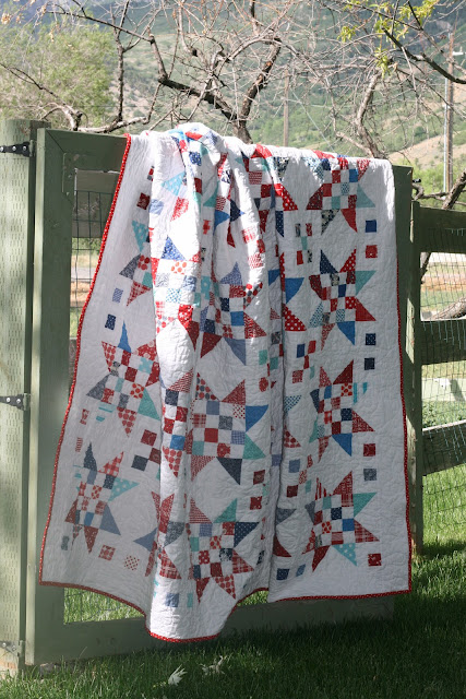 5 Favorite Patriotic Quilt ideas