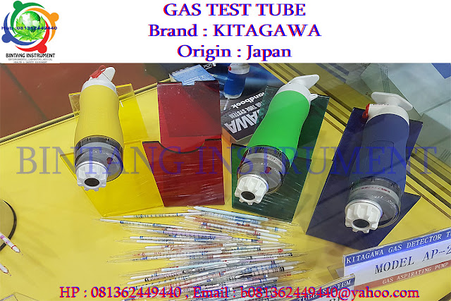 Bintang Instrument 081362449440 Jual Gas Test Tube
