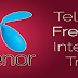Telenore Free Internet