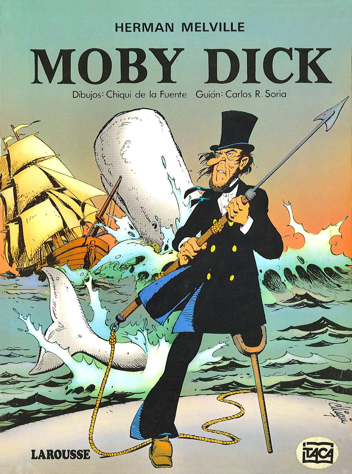 Resumen sobre moby dick