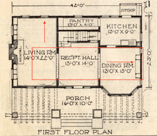 sears 178 and sears milton floor plan