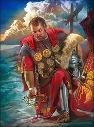 ΤΙ ΑΠΕΓΙΝΕ Ο ΕΚΑΤΟΝΤΑΡΧΟΣ ΠΟΥ ΕΠΟΠΤΕΥΕ ΤΗΝ ΣΤΑΥΡΩΣΗ ΤΟΥ ΙΗΣΟΥ ΜΑΣ ;