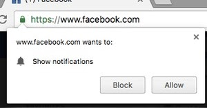 QA Automated: How to Disable Chrome notifications popup in