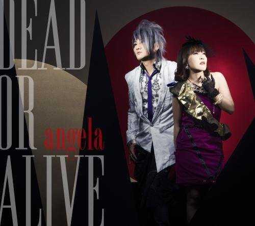 [Single] angela – DEAD OR ALIVE (2015.11.11/MP3/RAR)