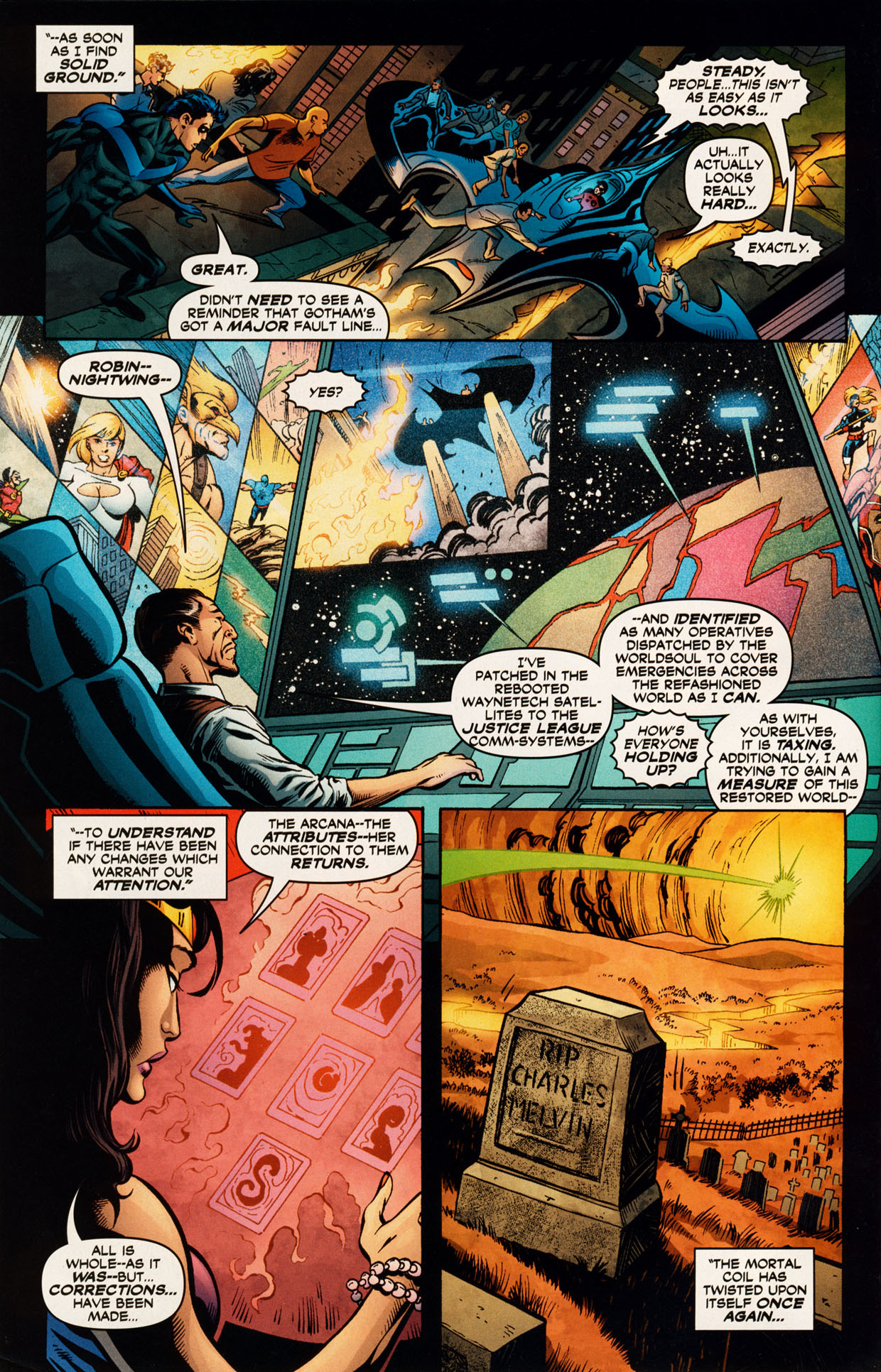 Read online Trinity (2008) comic -  Issue #51 - 5