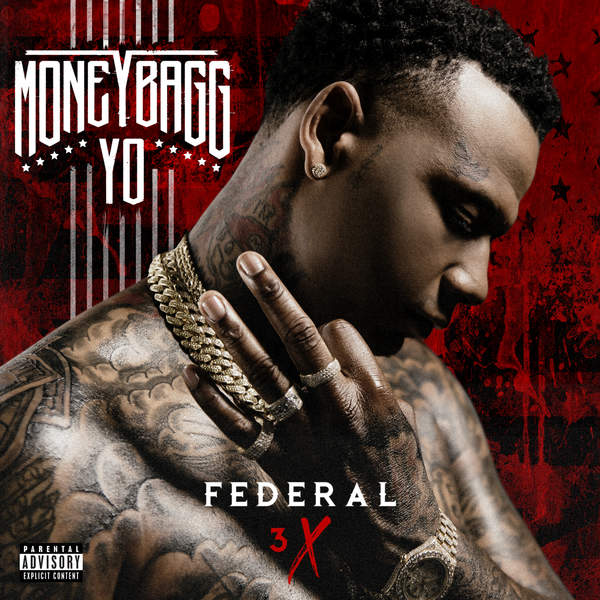 Moneybagg Yo - Federal 3X Cover