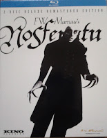 DVD Cover - Nosferatu