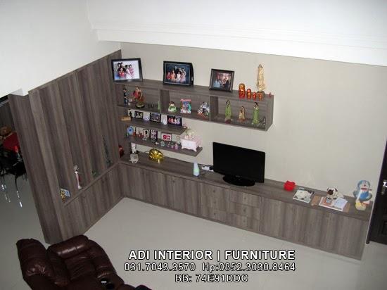 Interior Surabaya Desain Interior Furniture Adi Arsitek Pembuatan Furniture Finishing Hpl