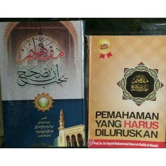 Grosir Kitab Mafahim Yajibu an Tushohhah Murah di Tanah Merah Malaysia