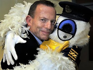 This government is fine for me, but not for Australia
