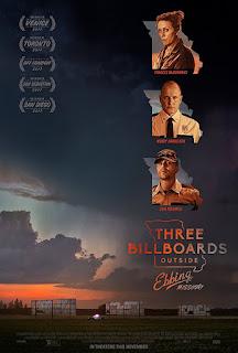 Three Billboards Outside Ebbing Missouri 2017 Dual Audio Hindi 720p BluRay [1GB]