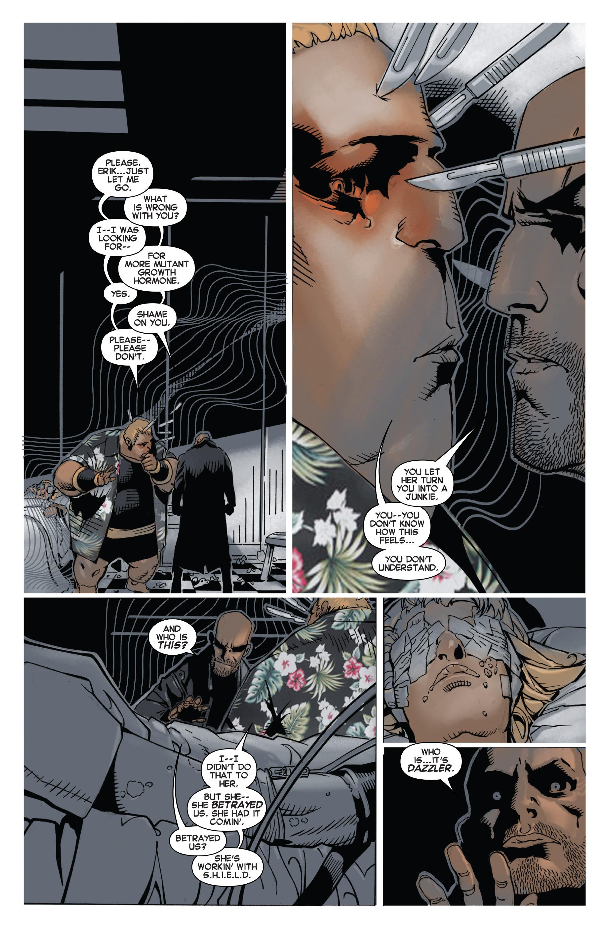 Read online Uncanny X-Men (2013) comic -  Issue #21 - 10