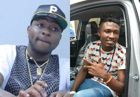 Davido signs Big Brother Naija winner, Efe, to his record label - report