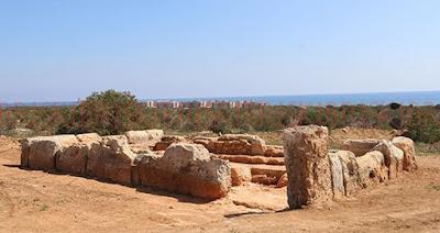 Φοινικικός ναός 3.000 χρόνων ανακαλύφθηκε στον Άγιο Θεόδωρο Καρπασίας