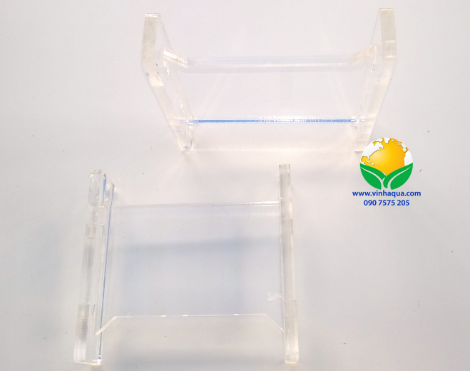 phụ kiện thủy sinh - gác chân đèn 2 bóng 8 ly